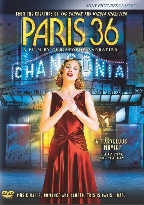 Paříž 36 online