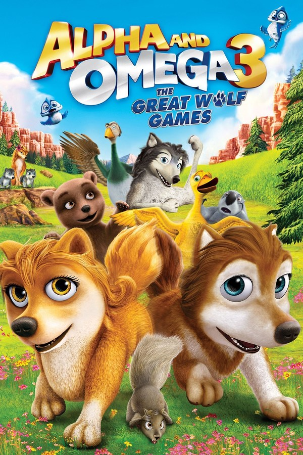 Alpha and Omega 3: The Great Wolf Games online