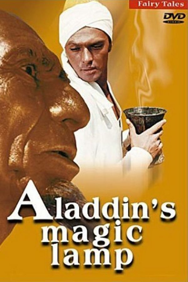 Volshebnaya lampa Aladdina
