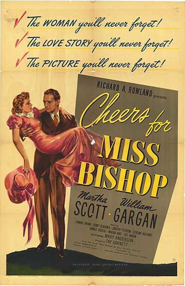 Cheers For Miss Bishop online