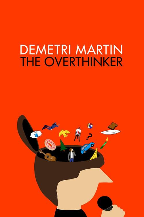 Demetri Martin: The Overthinker online