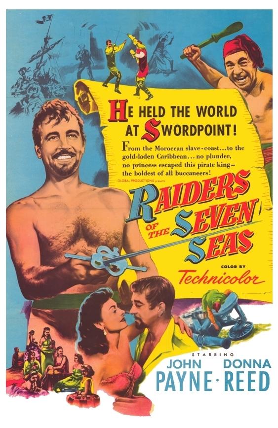 Raiders of the Seven Seas online