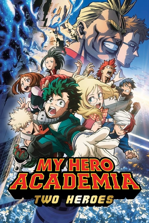 My Hero Academia: Two Heroes online