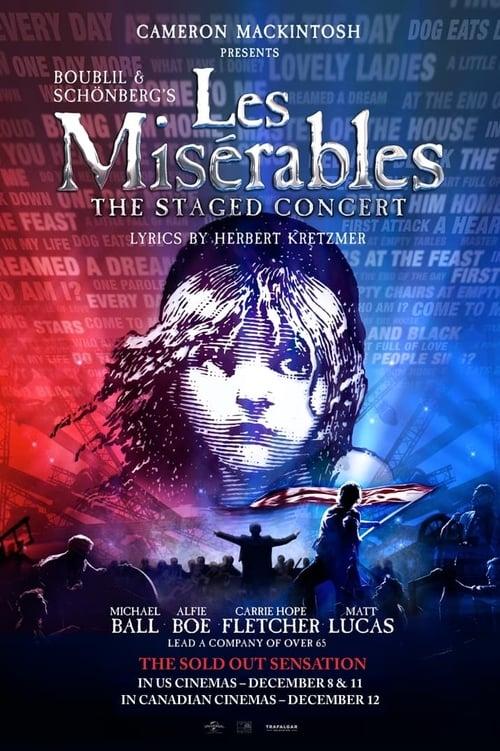 Les Misérables: The Staged Concert online