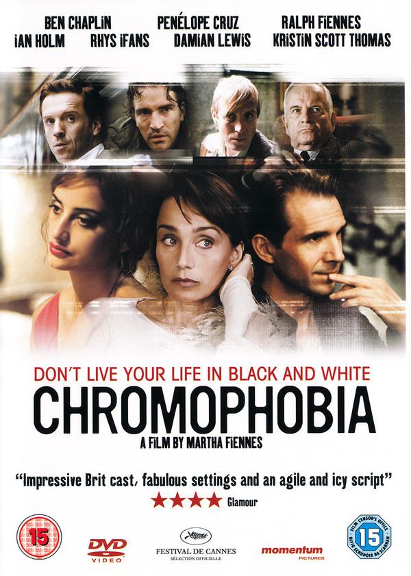 Chromofobie online