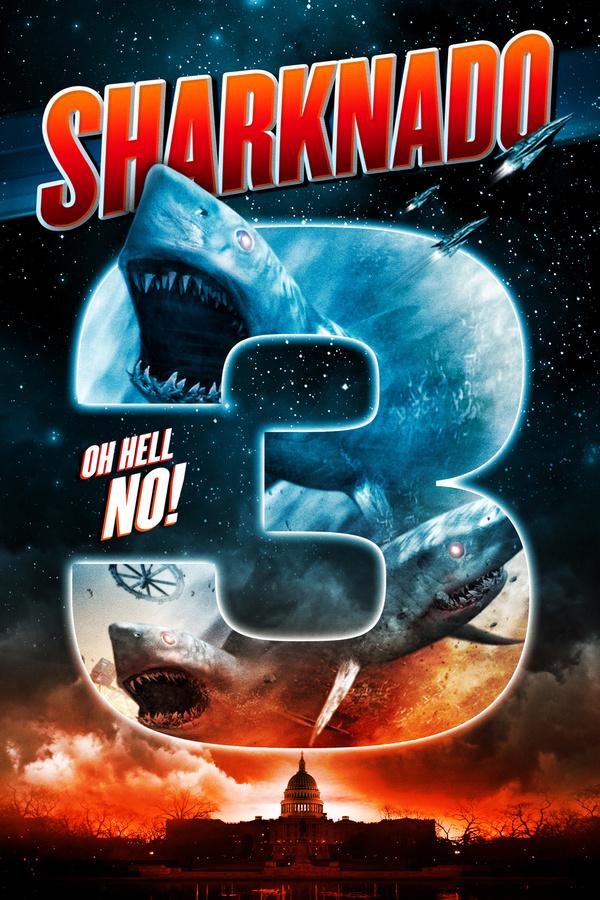 Žraločí tornádo 3 online