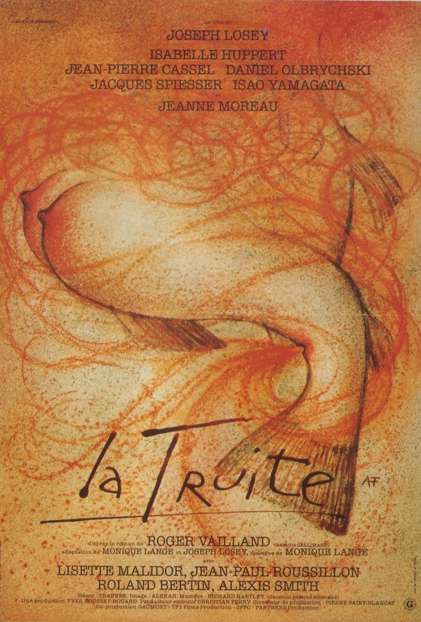 La Truite online