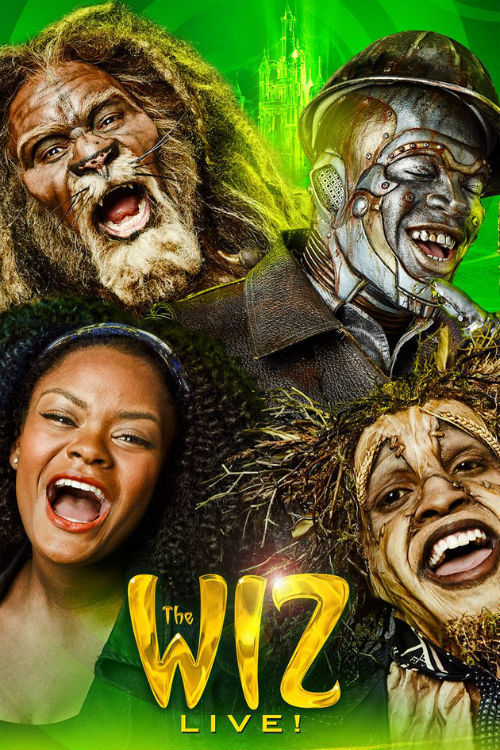 The Wiz Live! online
