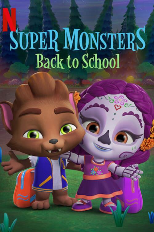 Super Monsters Back to School online
