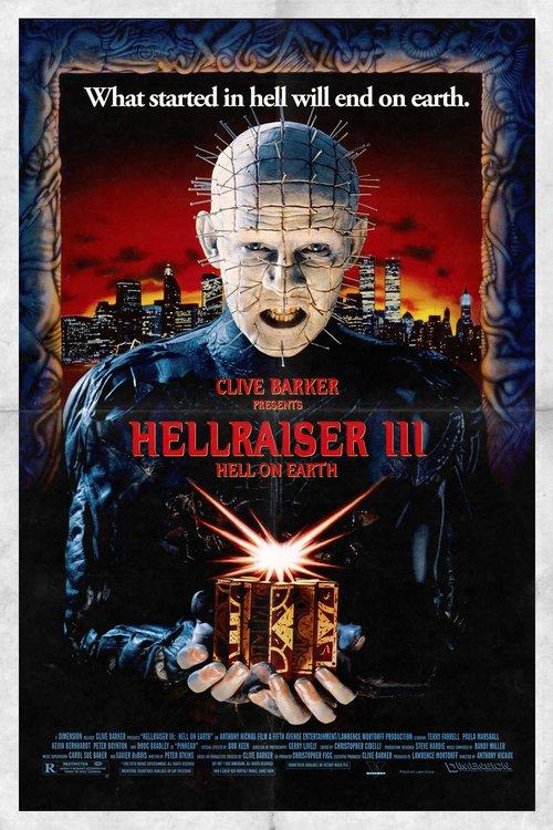 Hellraiser III: Peklo na Zemi online