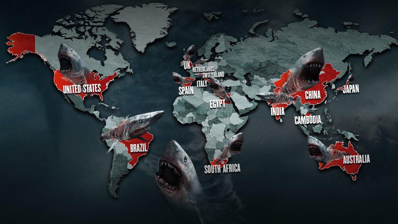 Žraločí tornádo 5