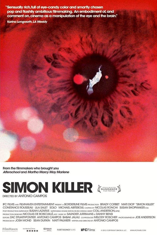 Simon Killer online