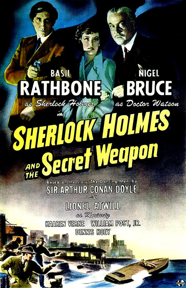 Sherlock Holmes and the Secret Weapon online