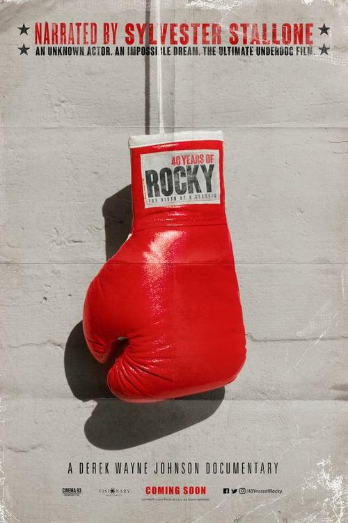 Rocky slaví 40 online