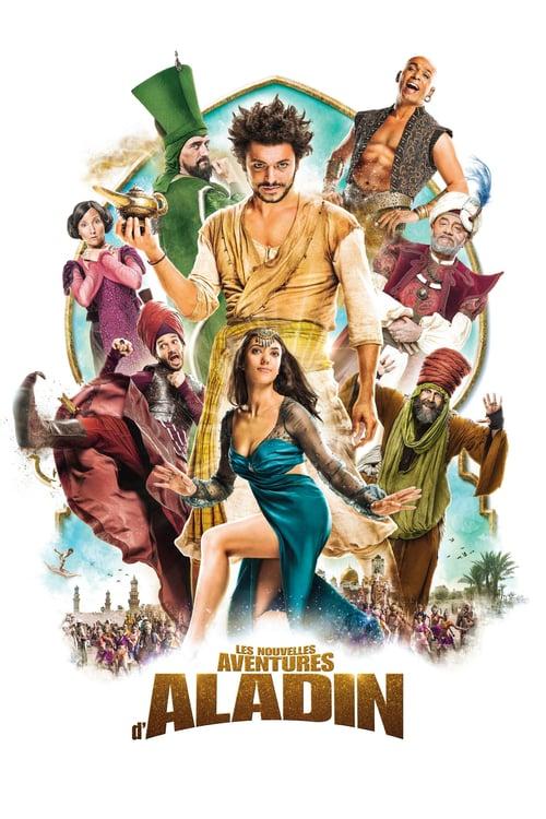 Aladinova nová dobrodružství online