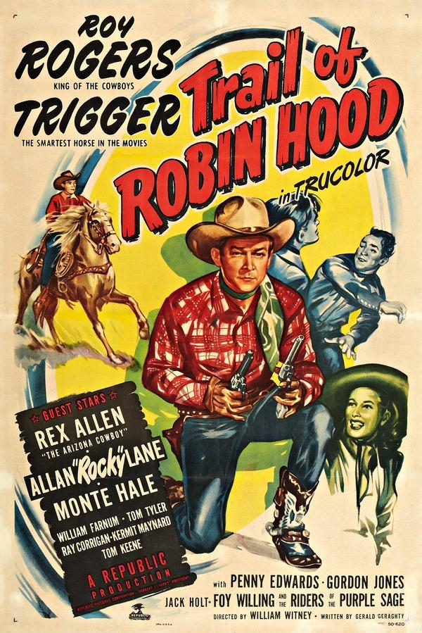 Cestou Robina Hooda online