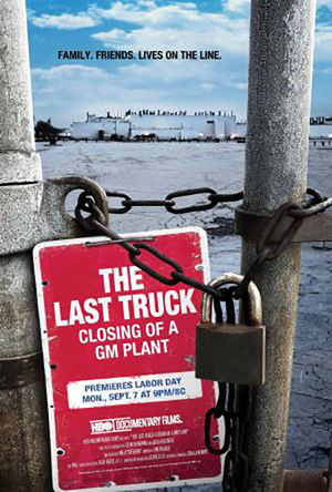 Poslední automobil: Konec továrny General Motors online