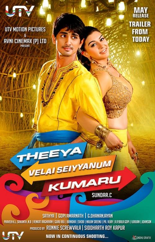 Theeya Velai Seyyanum Kumaru online