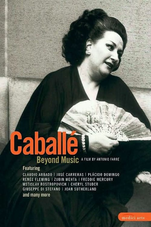 Caballe beyond music online