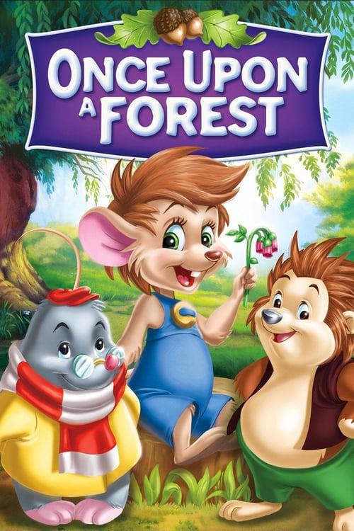 Byl jednou jeden les online