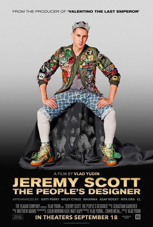 Jeremy Scott: The People's Designer online