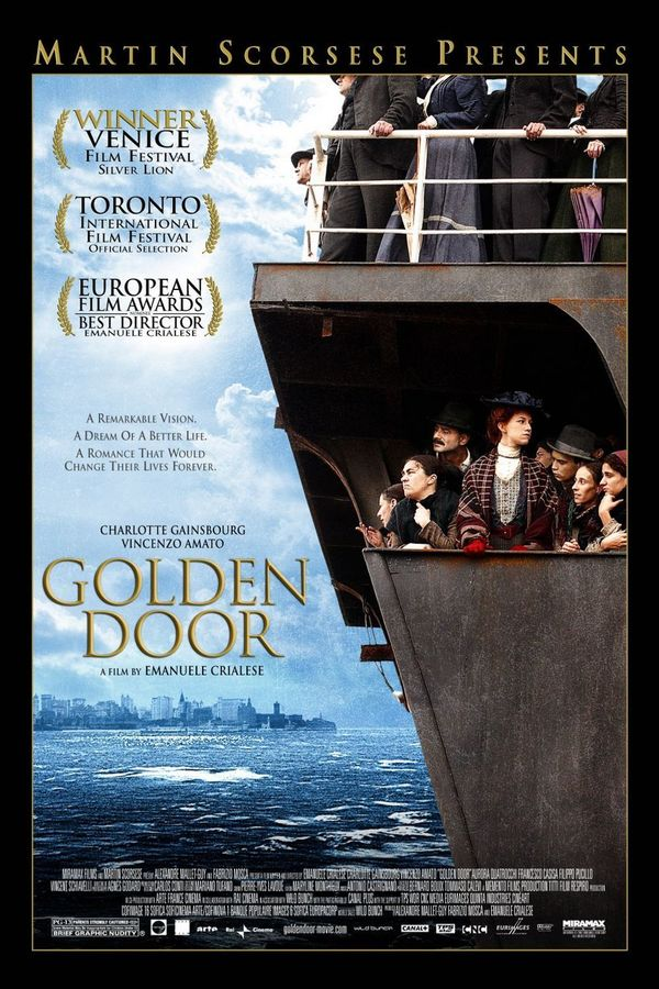 Golden Door online