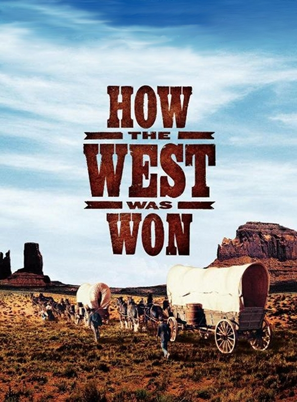 How the West Was Won online