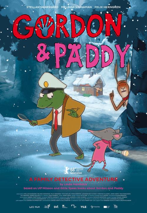 Gordon a Paddy online