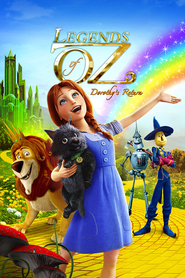 Legends of Oz: Dorothy's Return online