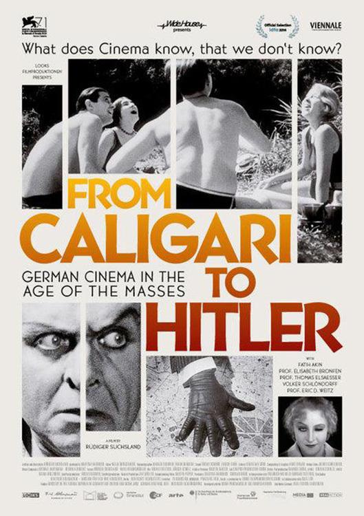 Od Caligariho k Hitlerovi online