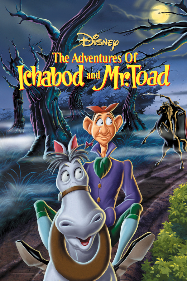 The Adventures of Ichabod and Mr. Toad online