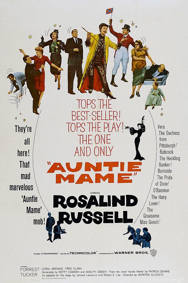 Auntie Mame online