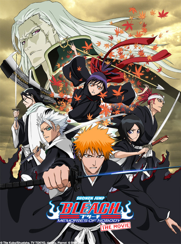 Bleach: The Movie - Memories of Nobody online