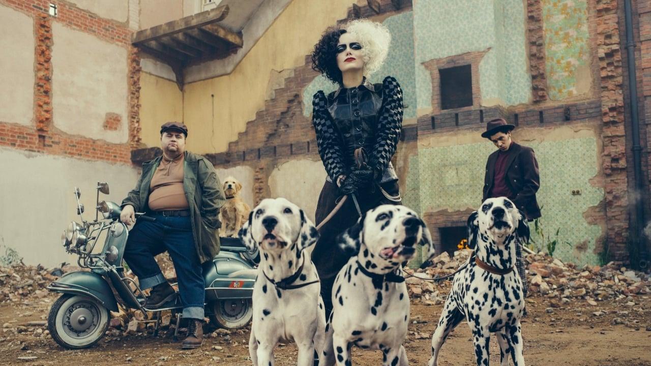 Cruella - Tržby a návštěvnost
