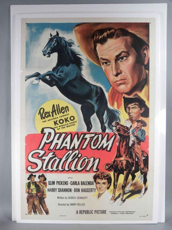 Phantom Stallion online