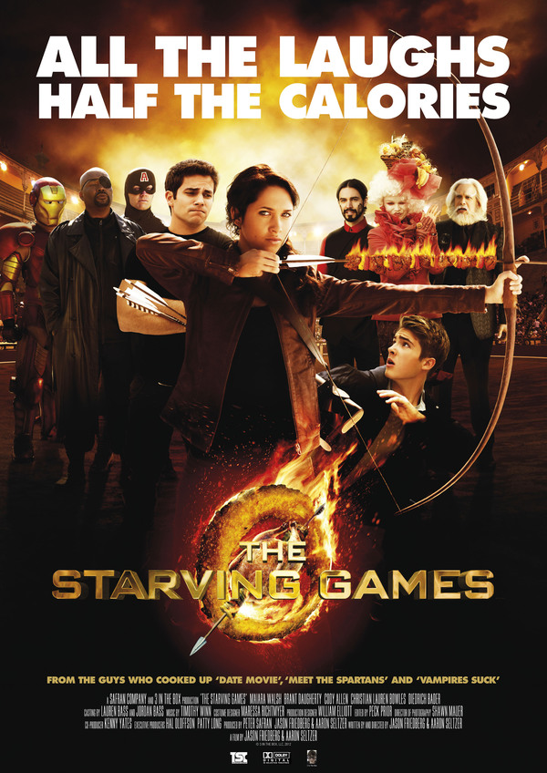 The Starving Games online