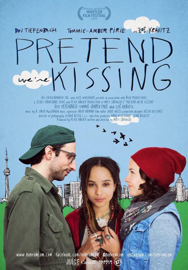 Pretend Were Kissing online