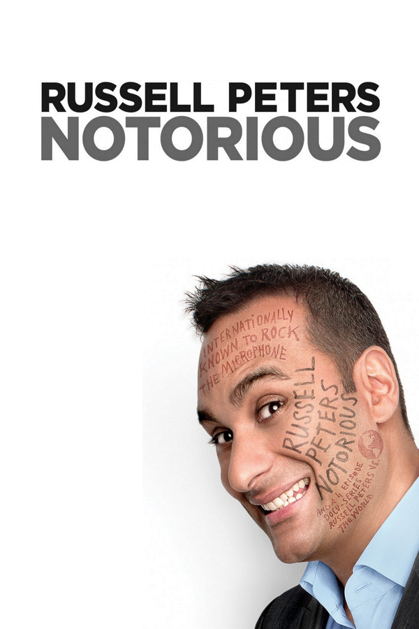 Russell Peters: Notorious online