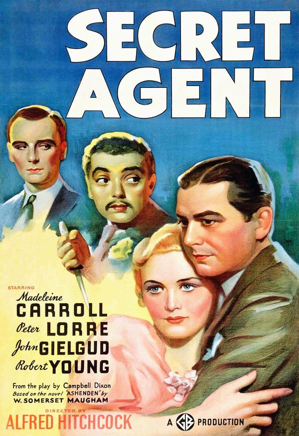 Secret Agent online
