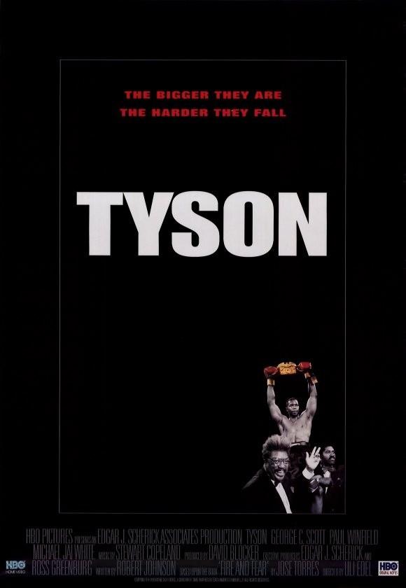 Šampion Tyson online