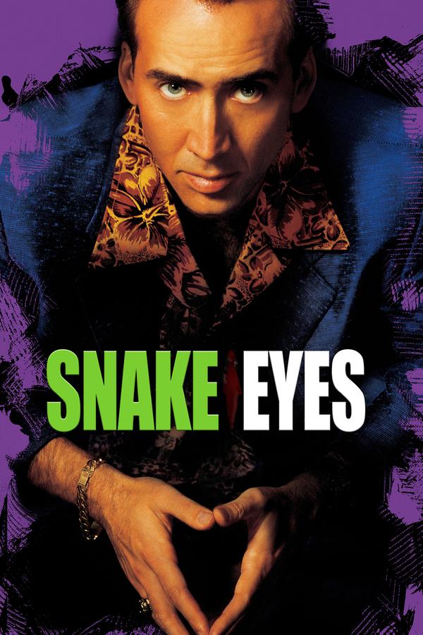 Hadí oči online