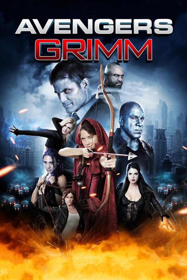 Avengers Grimm online