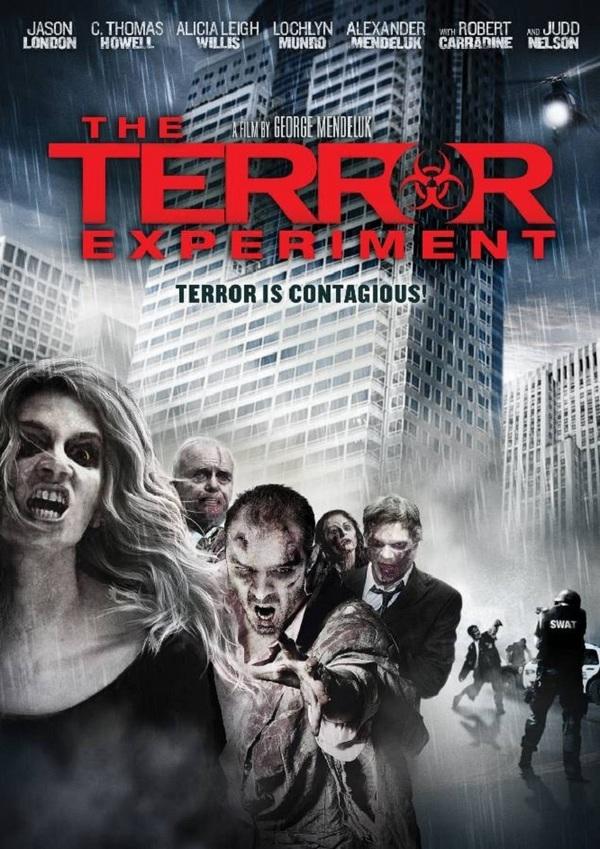 The Terror Experiment online