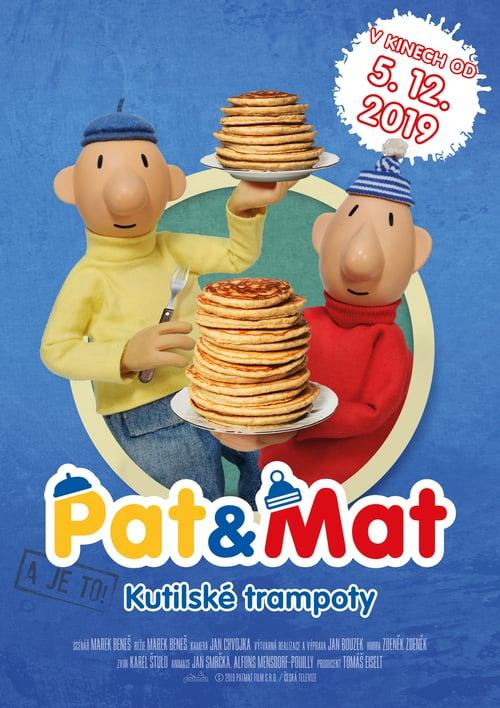 Pat a Mat: Kutilské trampoty online