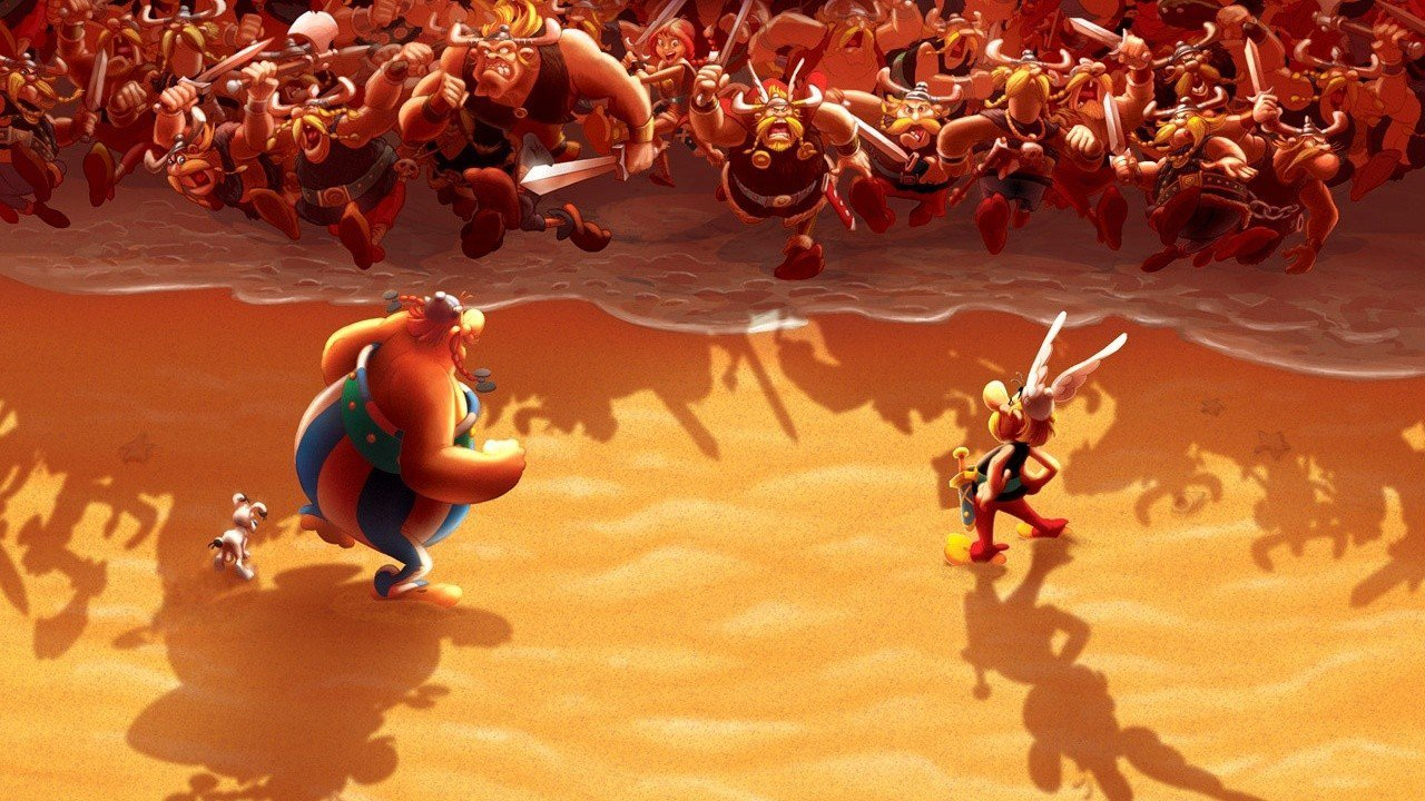 Asterix a Vikingové - Tržby a návštěvnost