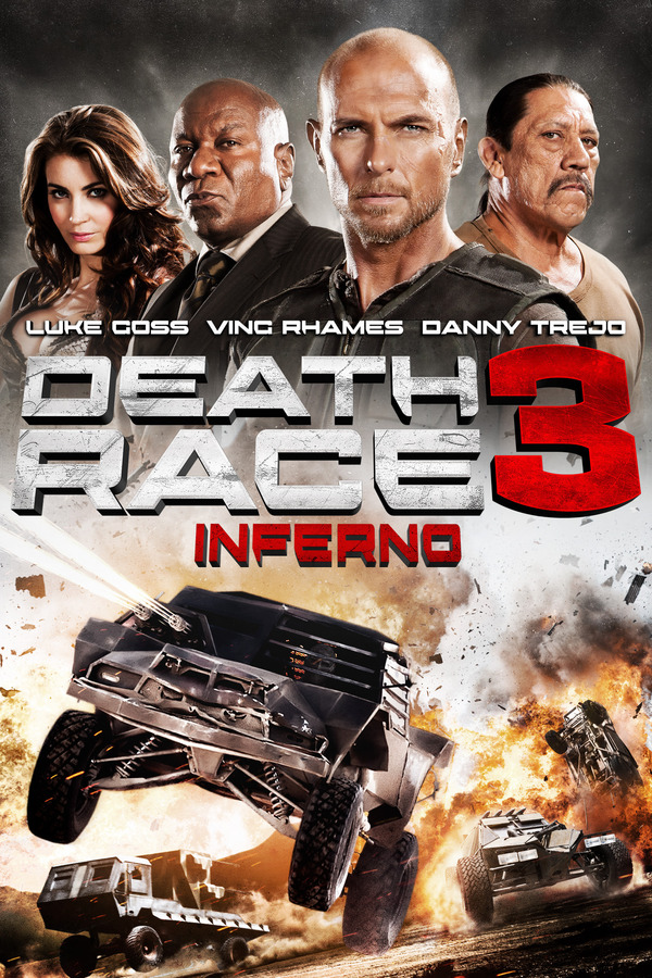 Death Race: Inferno online