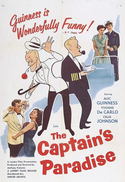 The Captain's Paradise online