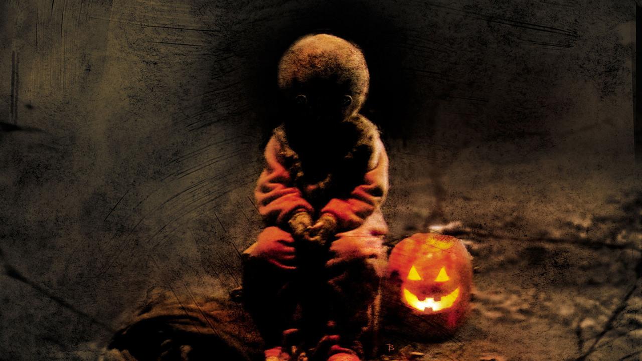 Halloweenská noc online