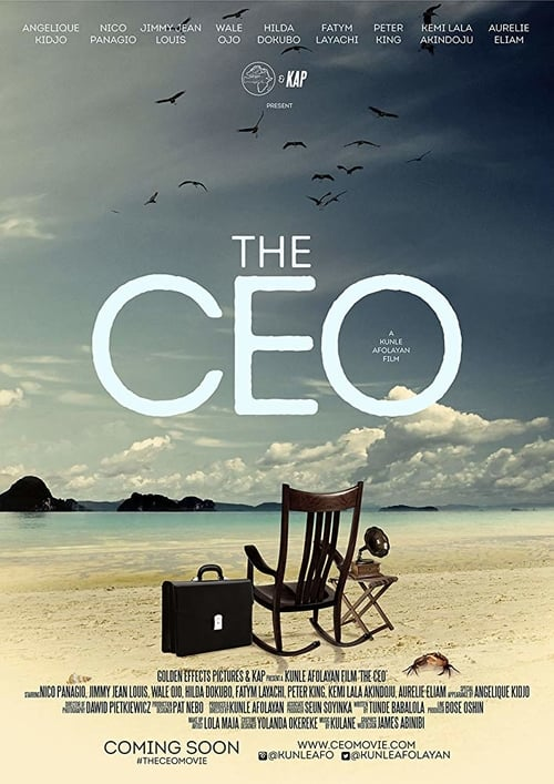 The CEO online