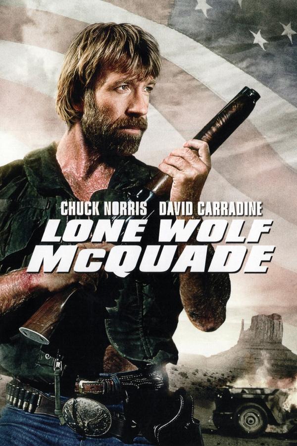 Osamělý vlk McQuade online